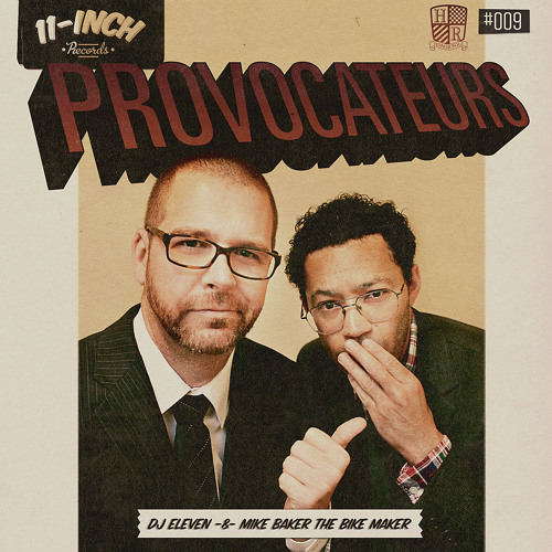 The Provocateurs EP