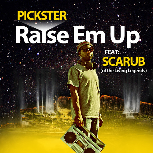 Pickster Feat. Scarub - Raise Em Up (Original Mix) [Walmer Convience Exclusive]
