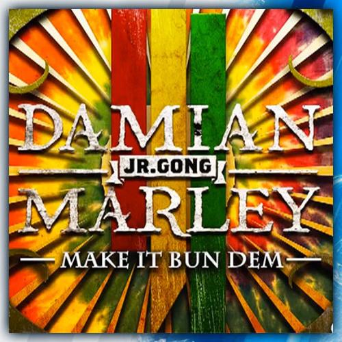 Skrillex Ft. Damian Jr. Gong Marley - Make It Bun Dem (MrGlass Remix)