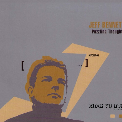 Jeff Bennett - Day Dreamer - Kung Fu Dub Rec