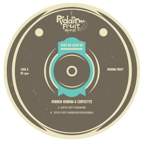 Hidden Riddim & Corticyte - Step By Step ft Missin Red  (Preview)