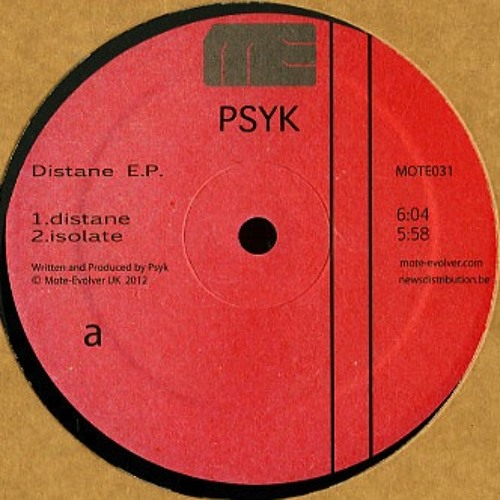 Distane/Isolate