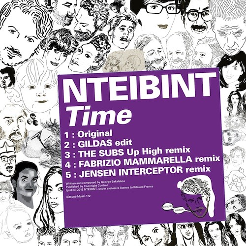 "NTEIBINT - ""Time"" (Gildas Edit)"