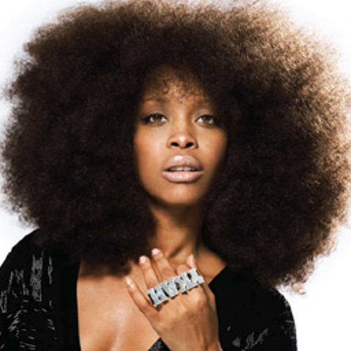 Erykah Badu – In Love With You
