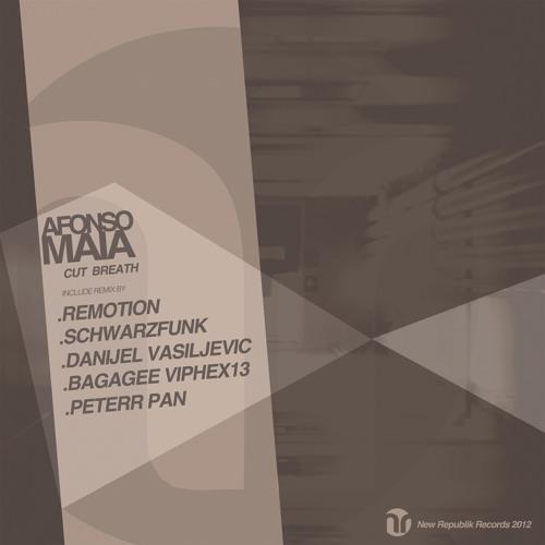 Afonso Maia - Cut Breath (Bagagee Viphex13 Remix) [New Republik Records]