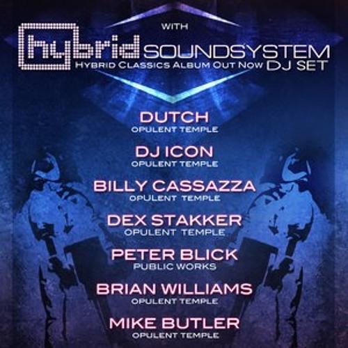 Hybrid Soundsystem @ Public Works, San Francisco (Hour 1)