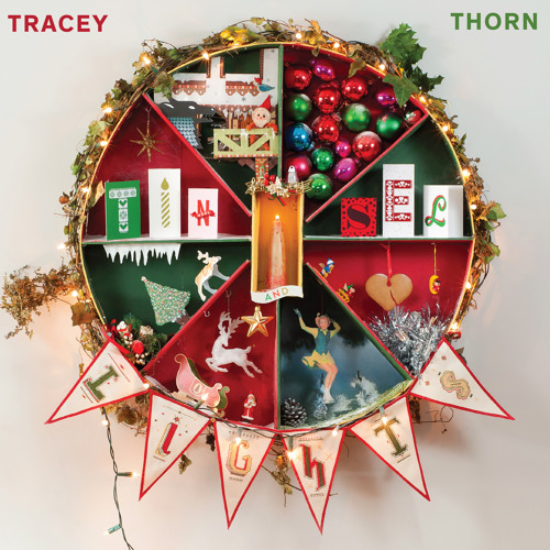 """Tracey Thorn """"Tinsel and Lights"""""""