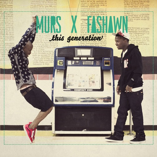 Murs & Fashawn - This Generation (feat. Adrian)