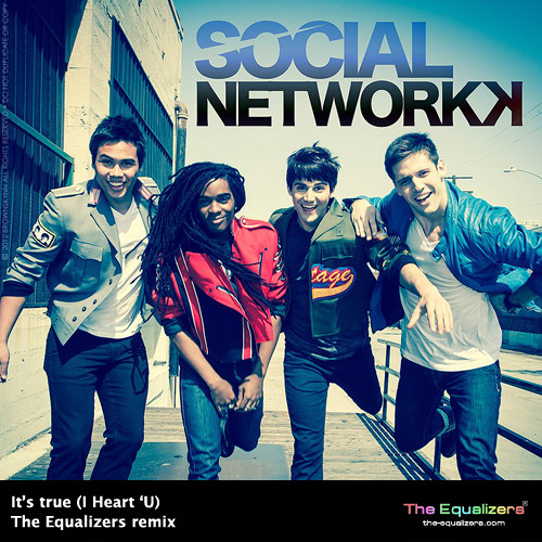 Social Networkk - It's True (The Equalizers Remix)