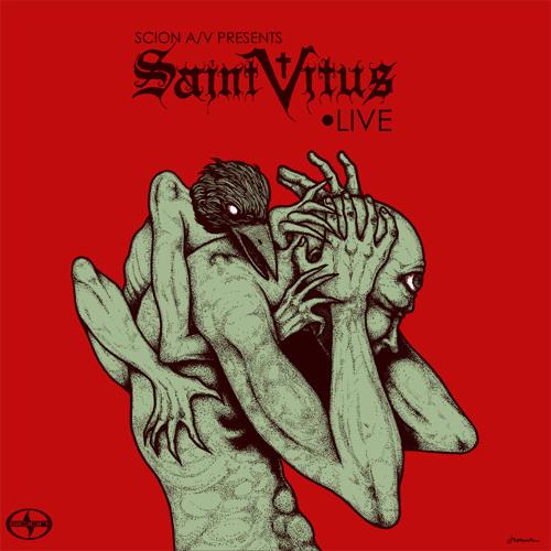 Saint Vitus - The Bleeding Ground