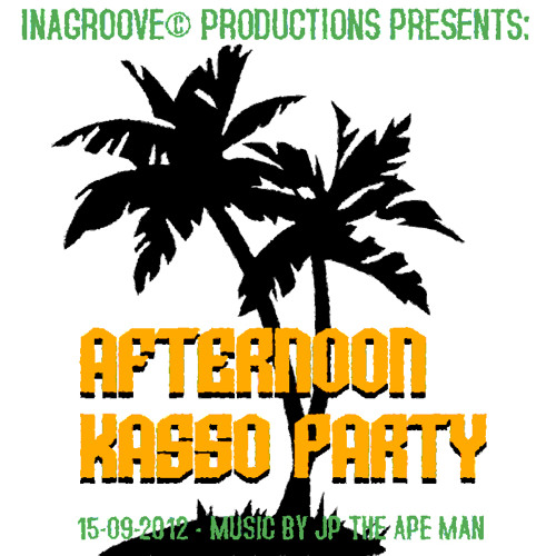 AFTERNOON KASSO PARTY 15-09-2012