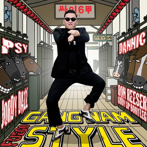 Psy, Jordy Dazz, Dannic - Gangnam Fuego Style (Ron Reeser Giddyup Bootleg)