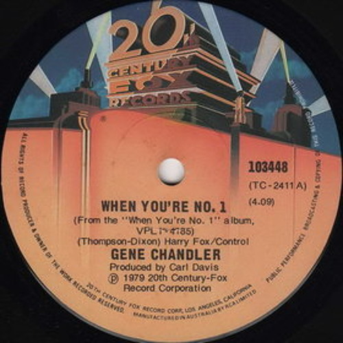 Gene Chandler - No1 (magnetic soul edit)