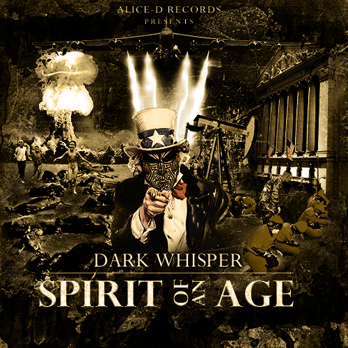 Dark Whisper - Human Being (Alice-D Records 2012)