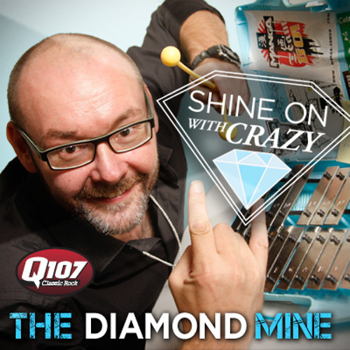 Kim Mitchell and Dominik Diamond talk hair on Q107
