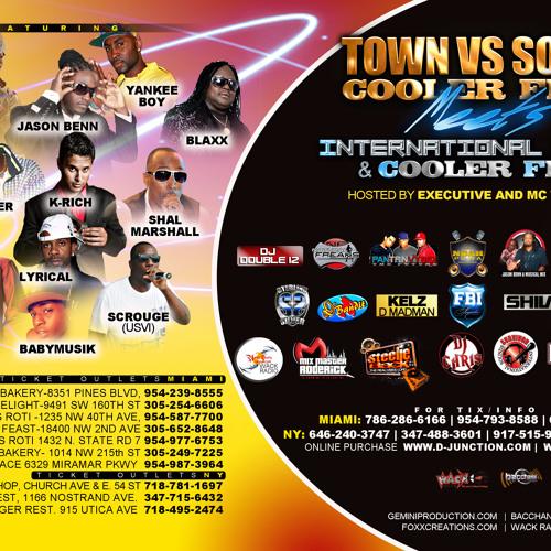 Town Vs South COOLER FETE 2012