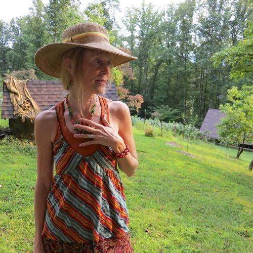Debra Roberts, Natural Beekeeper, Weaverville, North Carolina Aug 2012
