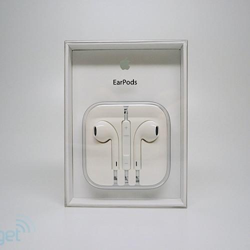 Apple EarPods mic vs. Apple earbuds mic