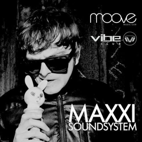 Moove w/ Maxxi Soundsystem (Club Vibe @ 14/09/12)