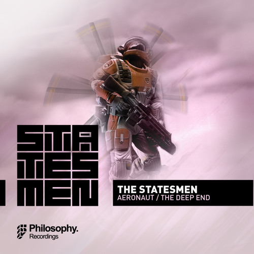The Statesmen - The Deep End - OUT NOW!