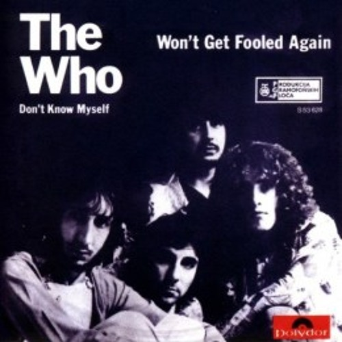 Won't Get Fooled Again (Josh One Remix) OFFICIAL