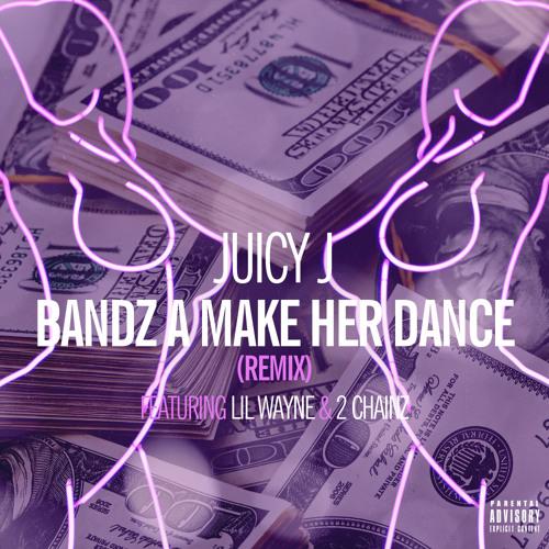 Bandz A Make Her Dance - Juicy J Official Instrumental Remake (PROD. by B. Parr)