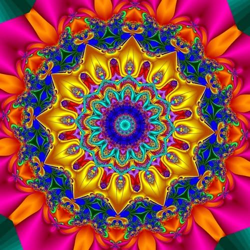 Crazy kaleidoscope