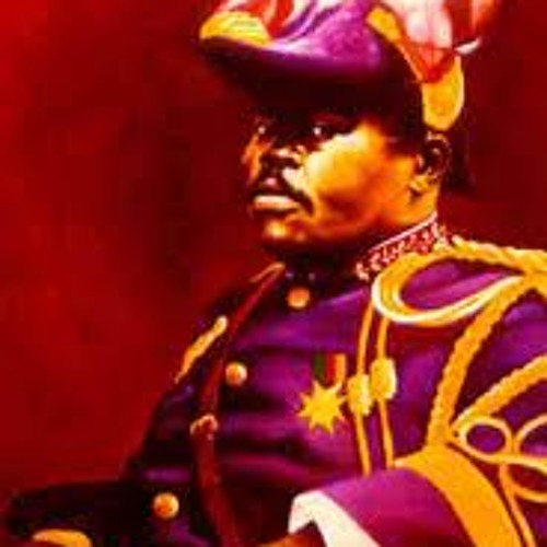 Rebel MC - Marcus Garvey (Serial Killaz Mix)