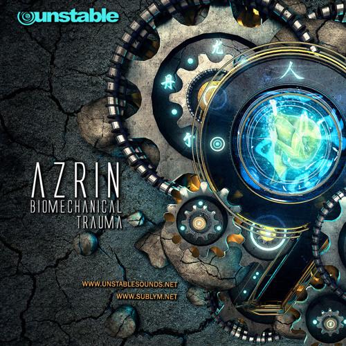 Azrin - Biomechanical Trauma [Jaira Records]