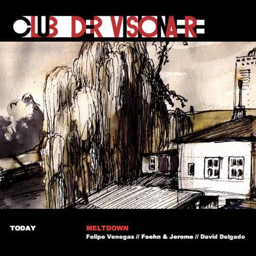 Foehn & Jerome @ Club der Visionaere 15.09.2012