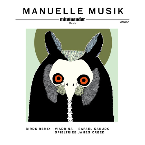 Manuelle Musik - Once In My Life (Viadrina Remix) [MM003]