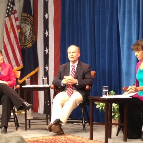 Congress D2 Debate: Rep. Charles Bass faces Ann McLane Kuster on Business and the Economy