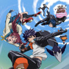 [Air Gear] BACK-ON - Chain (Opening 1)