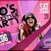 Sept 29th - 80's & Freestyle party - DJ Zog takes over The News Lounge!
