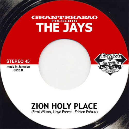 Zion Holy Place (jazz version) feat. Grant Phabao & The Jays