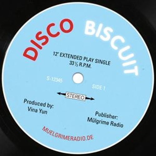 Michelle Manetti's Lipstick Disco Mix For Disco Biscuit Radio - Sep 2012