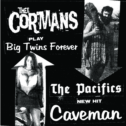 THEE CORMANS - Big Twins Forever (BR-59)