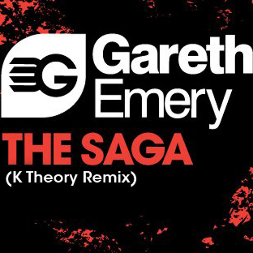 Gareth Emery - The Saga (K Theory Remix)