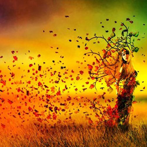Digitale Liebe - Herbstwind (Melancholie einer tanzenden Fee)