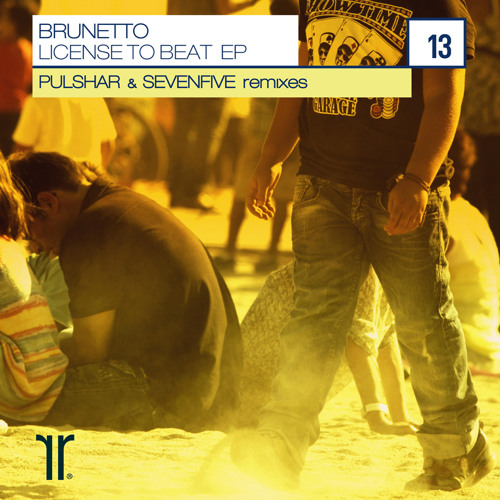 Brunetto - License to Beat (Pulshar Remake)