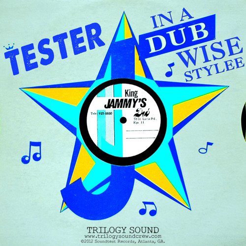 Tester - In A Dubwise Stylee [FREE DOWNLOAD]