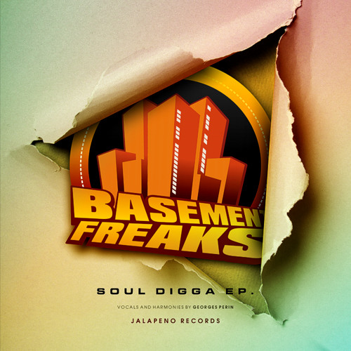 Basement Freaks - Soul Digga EP (Sampler + Feedback)