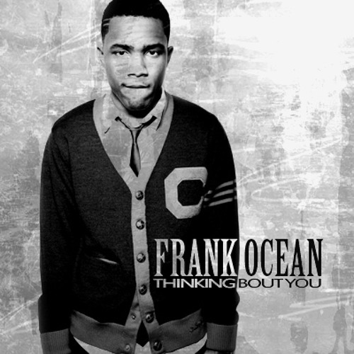 """Frank Ocean: """"Thinking About You"""" (On Piano)"""