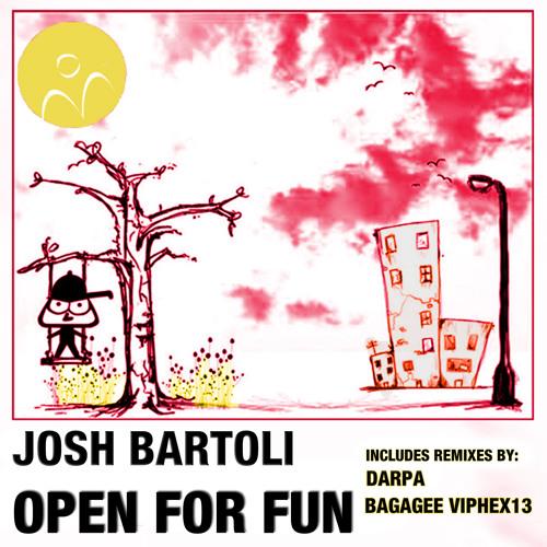 Josh Bartoli - Open For Fun (Original Mix) [Mystika Rec]