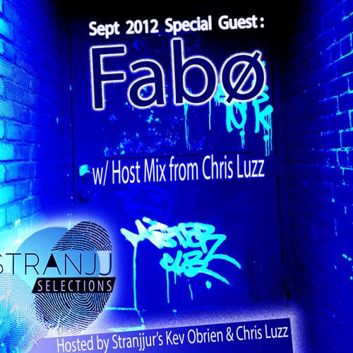Chris Luzz - Stranjj Selections (September 2012) (Hour 1)