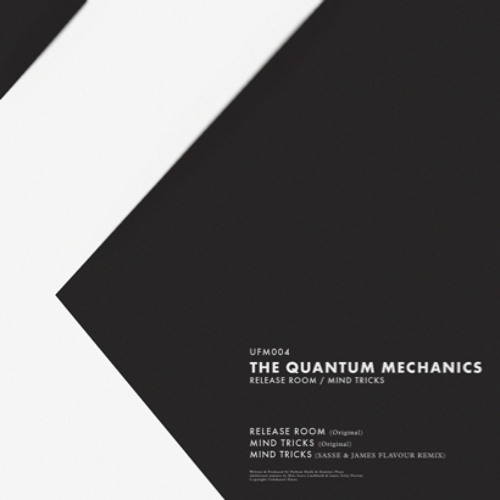 The Quantum Mechanics - Mind Tricks [UNFOKUSED]