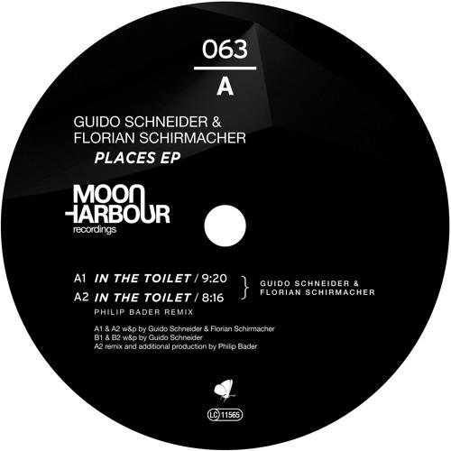 Guido Schneider & Florian Schirmacher - Places EP (MHR063)