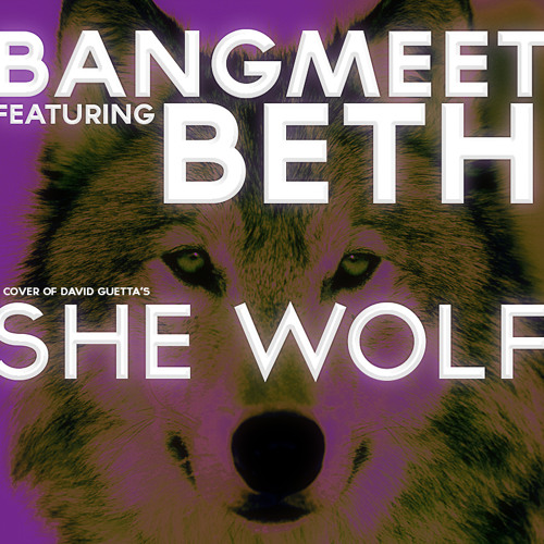 BangMEET ft. Beth - She Wolf (BangMEET's Super-Commercial Bootleg!) *OLD - NEW VERSION UPLOADED*