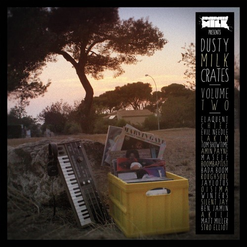 THE WORLD KEEPS YEARNING ~Dusty Milk Crates II~
