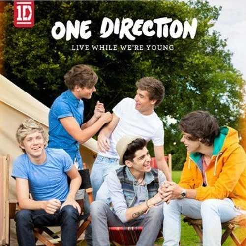 One Direction --- Live While Were Young